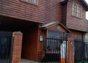 Se vende amplia y cómoda casa
