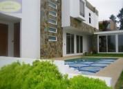 Casa estilo mediterrÁneo vista al mar