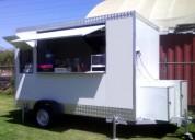 Carro de comida food truck nuevo, contactarse.
