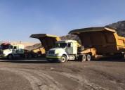 Cama baja marca randon, aÑo 2014 50 tons.