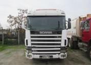 Tracto camion scania g124 2001 420hp, san bernardo