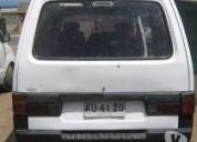 Excelente furgon kia besta 1993, la serena