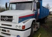Lindo camion mercedes benz 2006, chillán