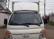 Vendo camioneta hyundai h100 2.5 porter año 2009