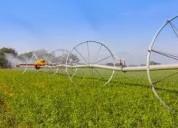 venta equipo de riego power roll ideal cultivos bajos, contactarse.