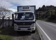 Vendo excelente camión con equipo de frío, puerto montt