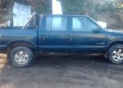 Vendo apache doble cab motor vortec 4x2 azul