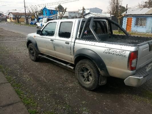 Linda Camioneta Nissan Terrano 4x4, 2008, Chillán