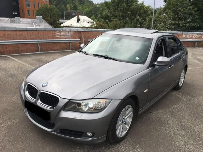 Excelente BMW 3-serie, la cruz