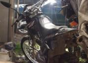 Moto enduro motomel 125cc 498km