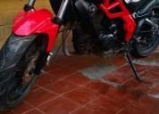 Se vende um street 200 cc año 2015