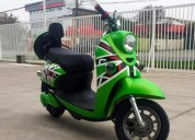 Excelente moto eléctrica