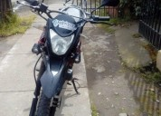 Linda moto loncin enduro 150gy6, linares
