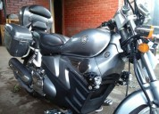 Moto custom 250cc .. impecable !.