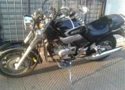 Excelente Moto Strom en Santiago