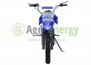 Excelente motocicleta enduro 125cc varios colores, santiago