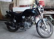 Linda moto guerrera, curicó