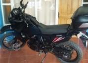 Vendo moto kawasaki klr 650cc, contactarse.