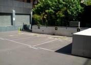 Estacionamiento arriendo