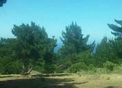 Parcela con vista al mar laguna verde