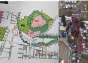 Terreno urbano 4100 m2