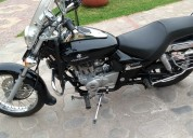 Vendo moto avenger 220 bajaj