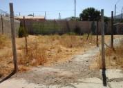 Se vende terreno en el centro de la ciudad de ovalle
