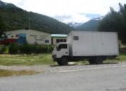 Mudanza retorno de pto varas-valdivia-temuco-chillán a santiago y viña camión cerrado 25 mts cúb