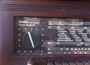 Saba international stereo studio iii