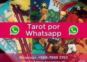 Lectura tarot online a todo chile $10.000