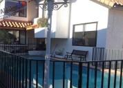Maravillosa casa en condominio, jardÍn del mar, reÑaca // vc462
