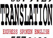 Traducciones de reuniones meetings workshops ingles espanol portugues