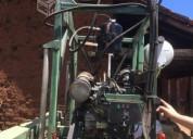 Aserradero movil hidraulico