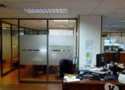Remodelacion de oficinas y habilitacion (construccion y muebles)