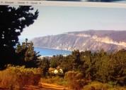 Vendo terreno vista al mar sector laguna verde camopo mar