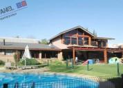 casa con 1.128 m2 de terreno, jardÍn del mar, reÑaca / vc486