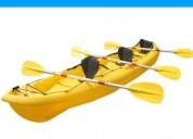 Kayak baños químicos palet y algibes