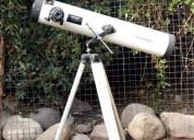 Telescopio celestron para astronomía