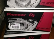 Pioneer dj limited edition nxs2-w flagship professional dj system with white cdj-2000nxs2 multi play