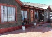 La serena, venta casa con piscina y huerto, sector islón