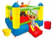 arriendo juegos inflables y cama elastica para cumpleaños