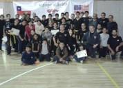 Peñalolen - escuela de artes marciales y defensa personal