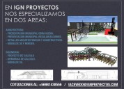 Modelador bim - dibujante arquitectonico