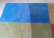 Retiro de alfombras sueltas a domicilio , lavado profundo para eliminar olores y suciedad 956042919