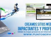 Mantenciones de páginas web, actualizaciones sitios web, modificaciones varias