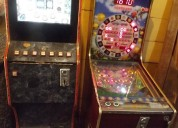 Maquinas de juegos electronicos