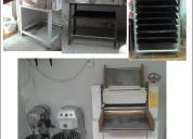 Se vende equipamiento para panadería