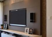 Instalacion de soportes pantallas tv en muros 973302977