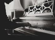 Clases de piano clÁsico & popular