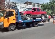 Grua cama hidraulica para autos y maquinaria